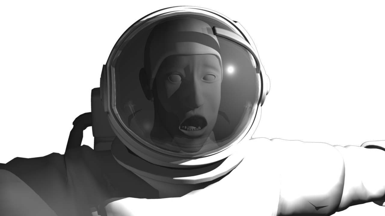 Astronaut Face - Pics about space