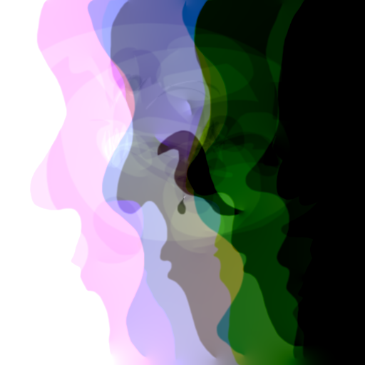 Real Time Gradient Domain Painting